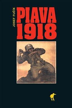 Obálka titulu Piava 1918