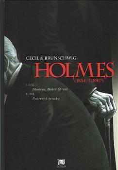 Obálka titulu Holmes I.+ II.