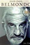 Obálka knihy Jean-Paul Belmondo