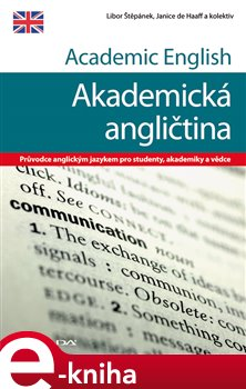 Obálka titulu Academic English - Akademická angličtina