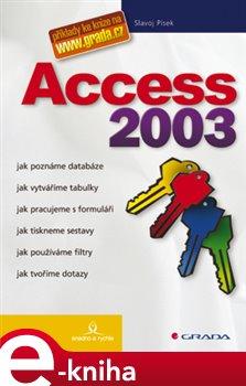 Obálka titulu Access 2003