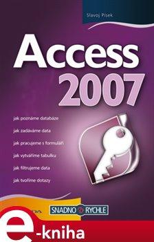 Obálka titulu Access 2007