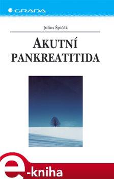 Obálka titulu Akutní pankreatitida