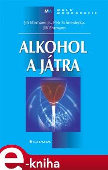Obálka titulu Alkohol a játra