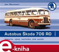 Obálka titulu Autobus Škoda 706 RO