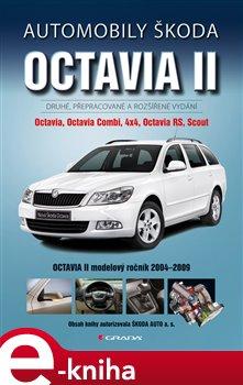 Obálka titulu Automobily Škoda Octavia II