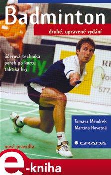 Obálka titulu Badminton