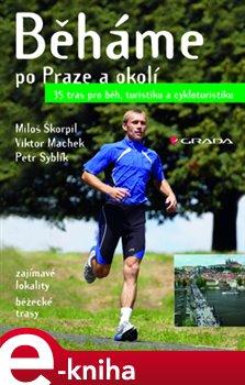 Obálka titulu Běháme po Praze a okolí