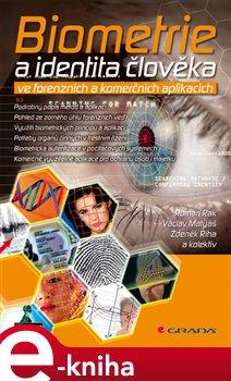 Obálka titulu Biometrie a identita člověka