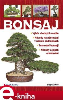 Obálka titulu Bonsaj