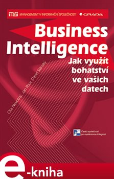 Obálka titulu Business Intelligence