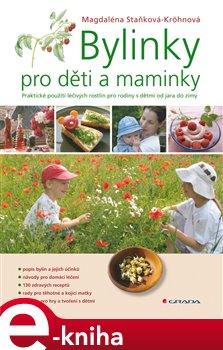 Obálka titulu Bylinky pro děti a maminky