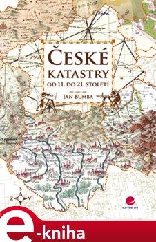 Obálka titulu České katastry od 11. do 21. století