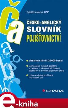 Obálka titulu Česko-anglický slovník pojišťovnictví