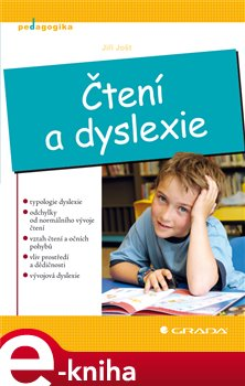 Obálka titulu Čtení a dyslexie