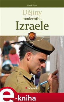 Obálka titulu Dějiny moderního Izraele