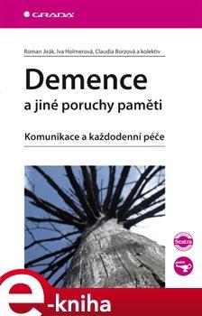 Obálka titulu Demence a jiné poruchy paměti