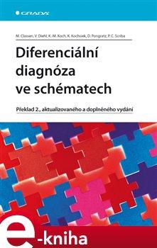 Obálka titulu Diferenciální diagnóza ve schématech