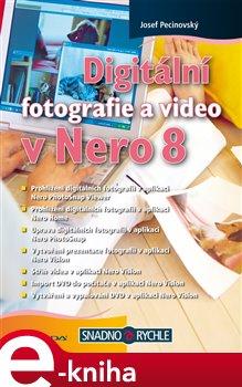 Obálka titulu Digitální fotografie a video v Nero 8