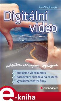 Obálka titulu Digitální video