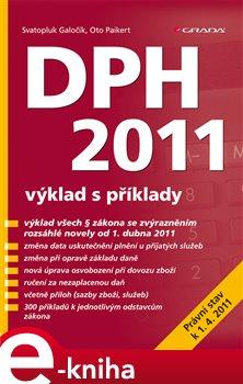 Obálka titulu DPH 2011