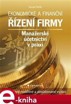 Obálka titulu Ekonomické a finanční řízení firmy