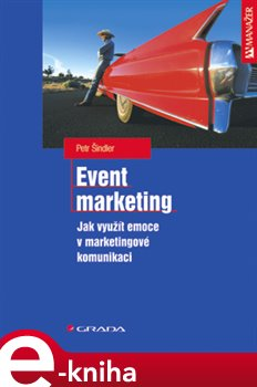 Obálka titulu Event marketing