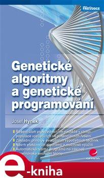 Obálka titulu Genetické algoritmy a genetické programování