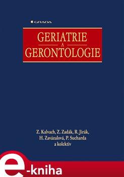 Obálka titulu Geriatrie a gerontologie
