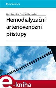 Obálka titulu Hemodialyzační arteriovenózní přístupy