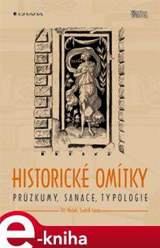 Obálka titulu Historické omítky