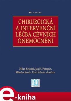 Obálka titulu Chirurgická a intervenční léčba cévních onemocnění