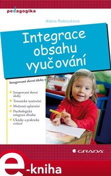 Obálka titulu Integrace obsahu vyučování