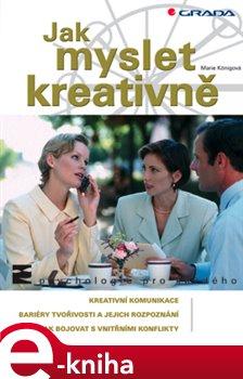 Obálka titulu Jak myslet kreativně