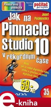 Obálka titulu Jak na Pinnacle Studio 10