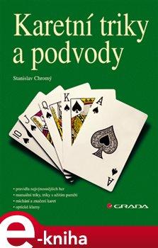 Obálka titulu Karetní triky a podvody
