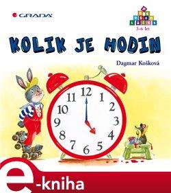 Obálka titulu Kolik je hodin