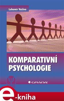 Obálka titulu Komparativní psychologie