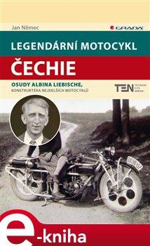 Obálka titulu Legendární motocykl Čechie