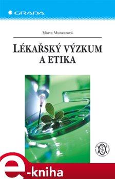 Obálka titulu Lékařský výzkum a etika
