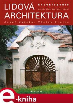 Obálka titulu Lidová architektura