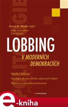 Obálka titulu Lobbing v moderních demokraciích