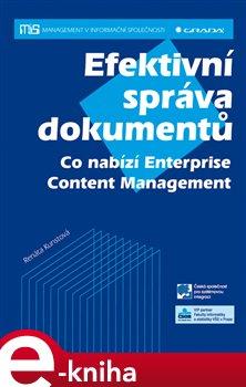 Efektivní správa dokumentů. Co nabízí Enterprise Content Management - Renáta Kunstová e-kniha