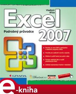 Excel 2007. podrobný průvodce - Bříza Vladimír e-kniha