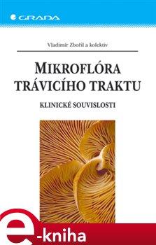 Obálka titulu Mikroflóra trávicího traktu