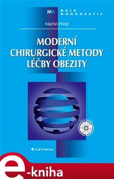 Obálka titulu Moderní chirurgické metody léčby obezity