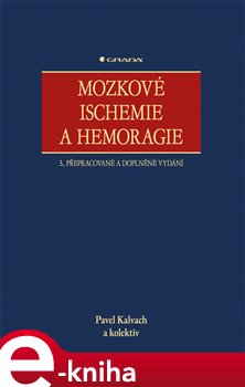 Obálka titulu Mozkové ischemie a hemoragie