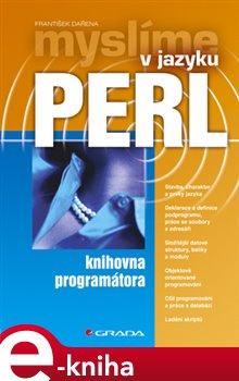 Obálka titulu Myslíme v jazyku Perl