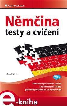 Obálka titulu Němčina - testy a cvičení