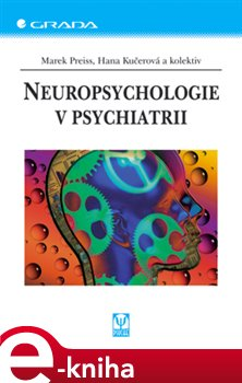 Obálka titulu Neuropsychologie v psychiatrii